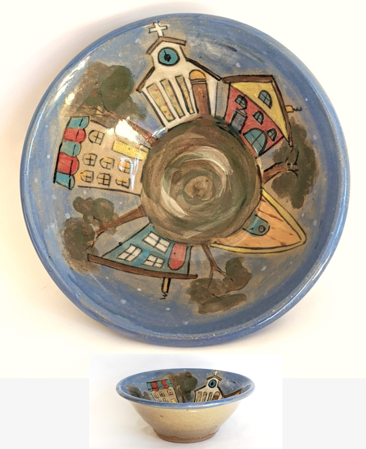 City bowl