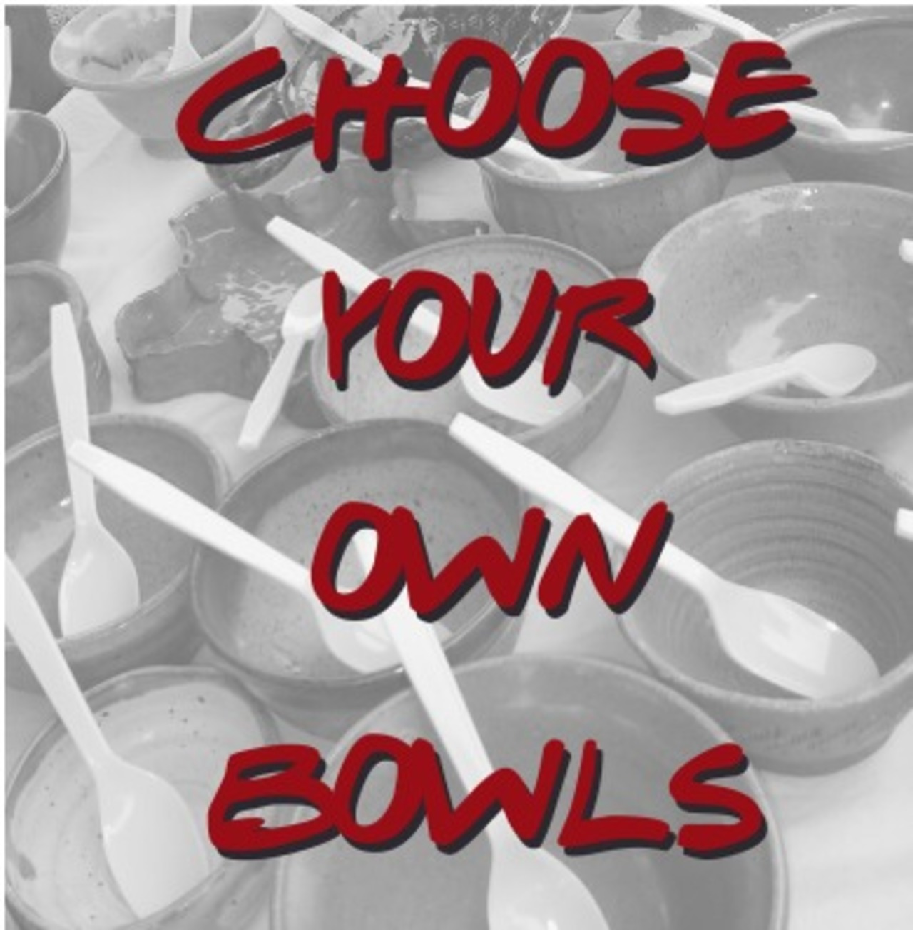 Your Choice of Two Pottery Bowls