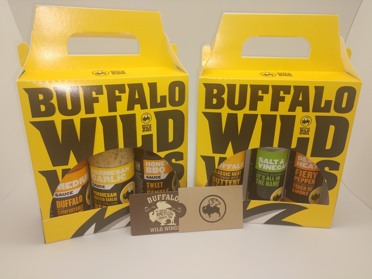 Buffalo Wing Wings Gift Pack