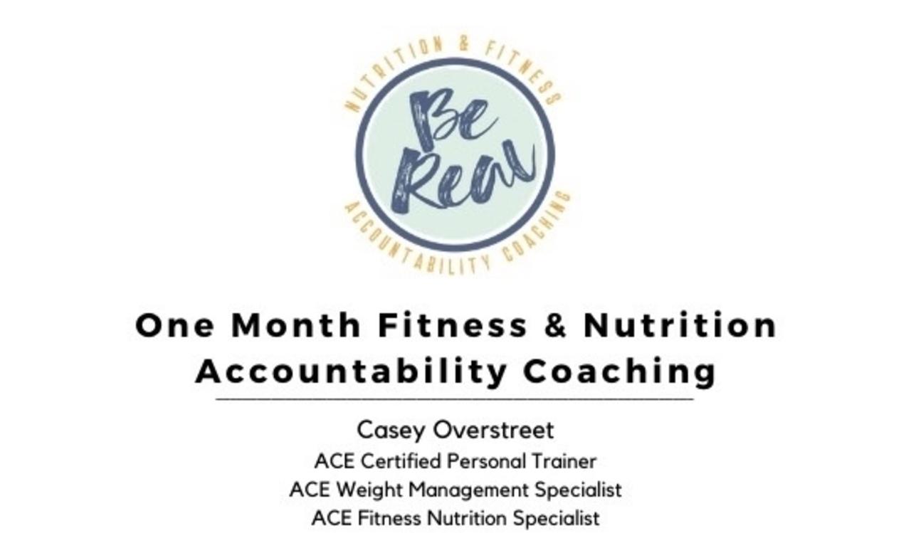 Be Real Accountability Coaching