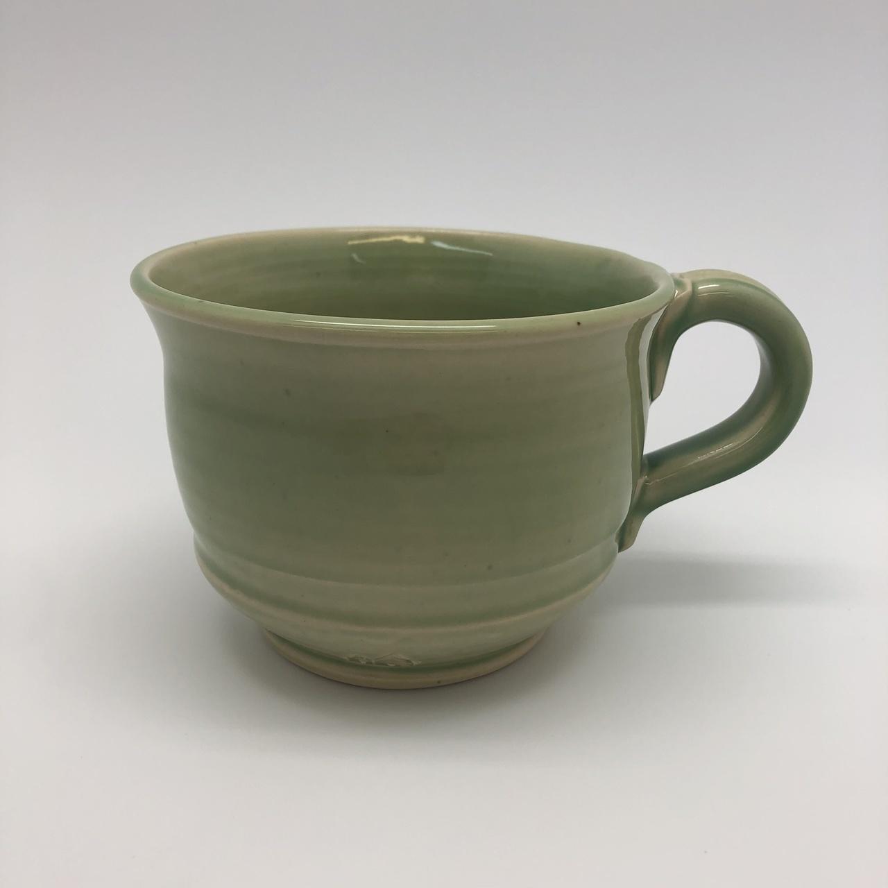 Lime Green Mug