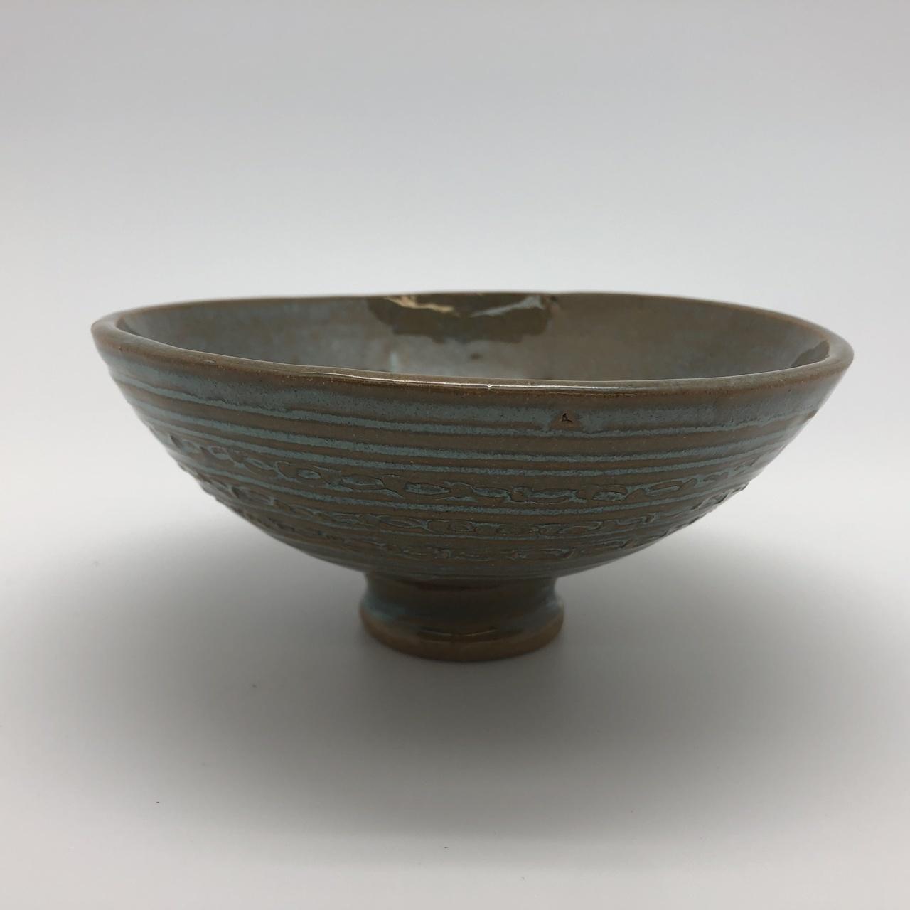 Iridescent Glaze Bowl