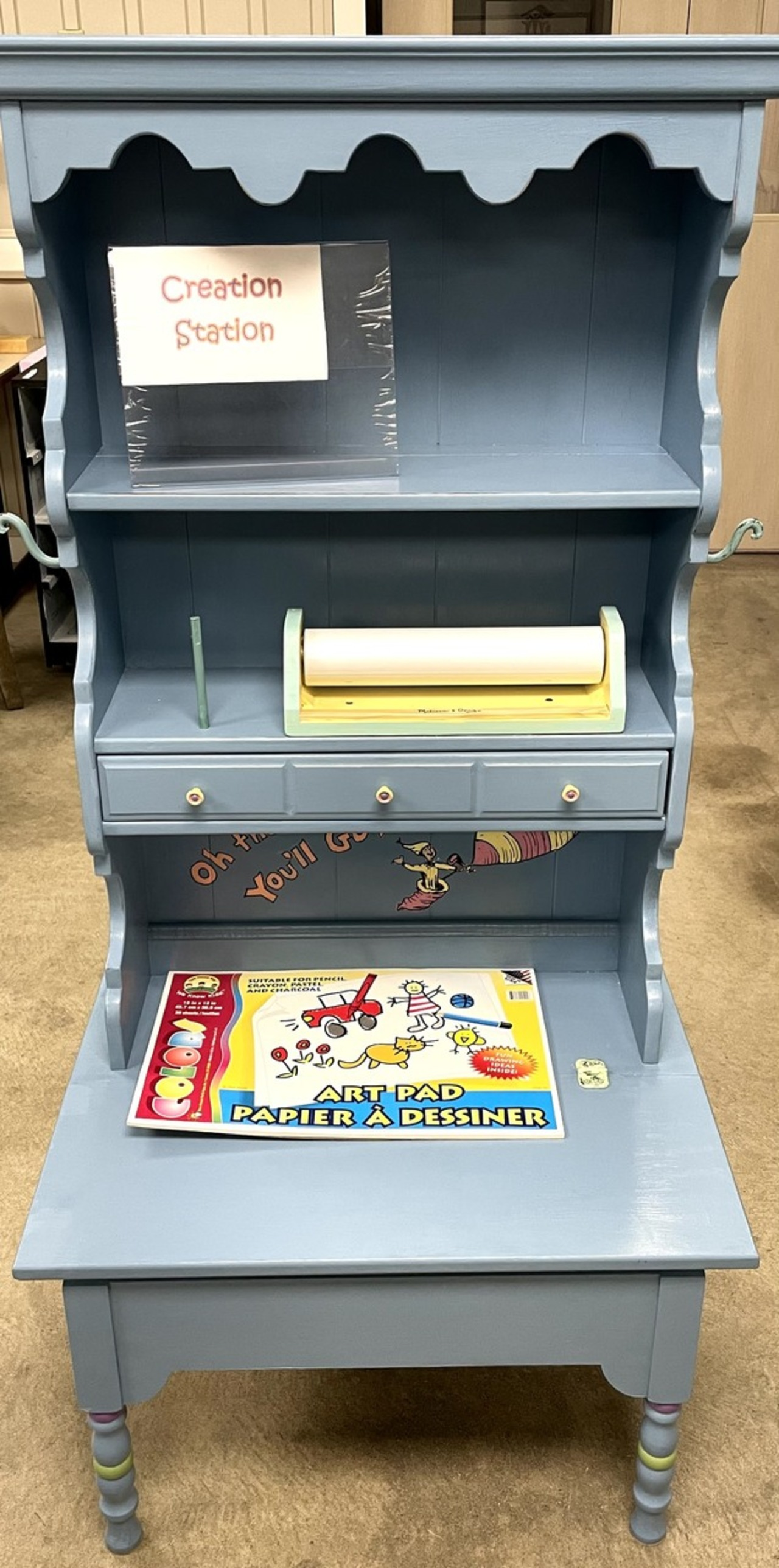 Item D - Dr. Seuss Creation Station