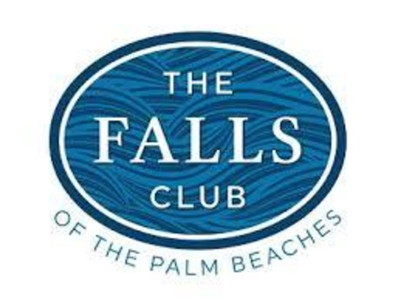 Foursome of golf at The Falls Club of the Palm Beaches