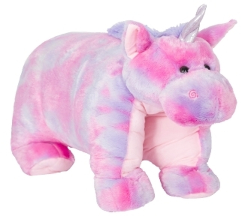 "40"" Magic the Tie-Dye Unicorn Pillow Chum"