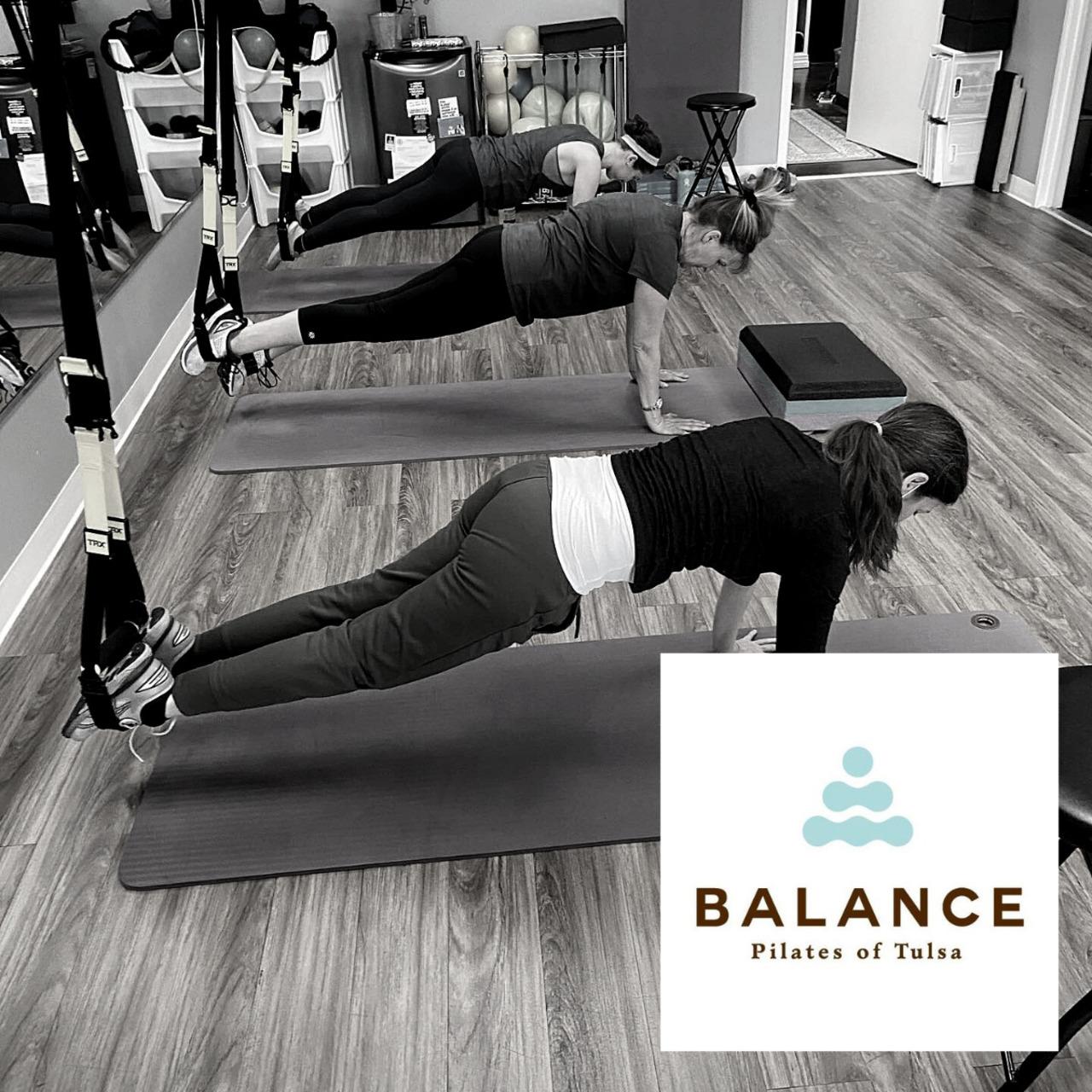 Balance Pilates of Tulsa