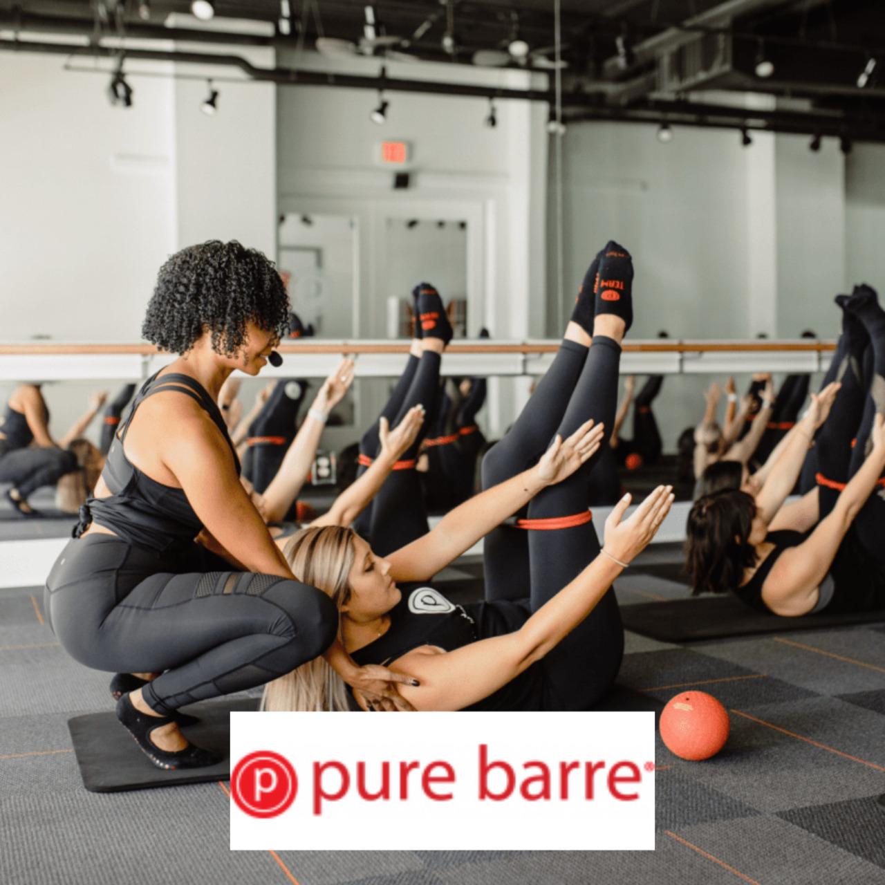 Pure Barre Membership