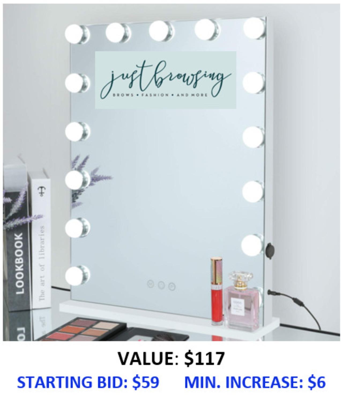 Just Browsing + Makeup Mirror