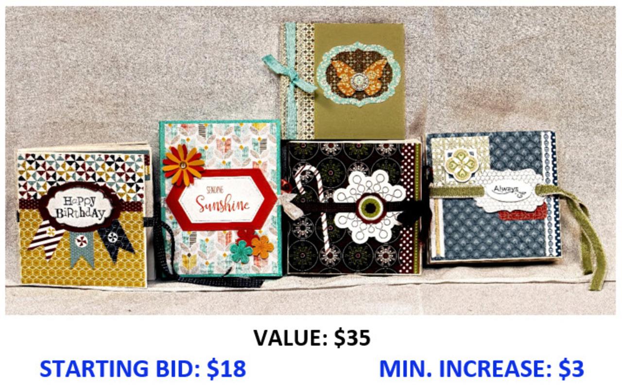 Stampin' Up!® Handmade Cards  II
