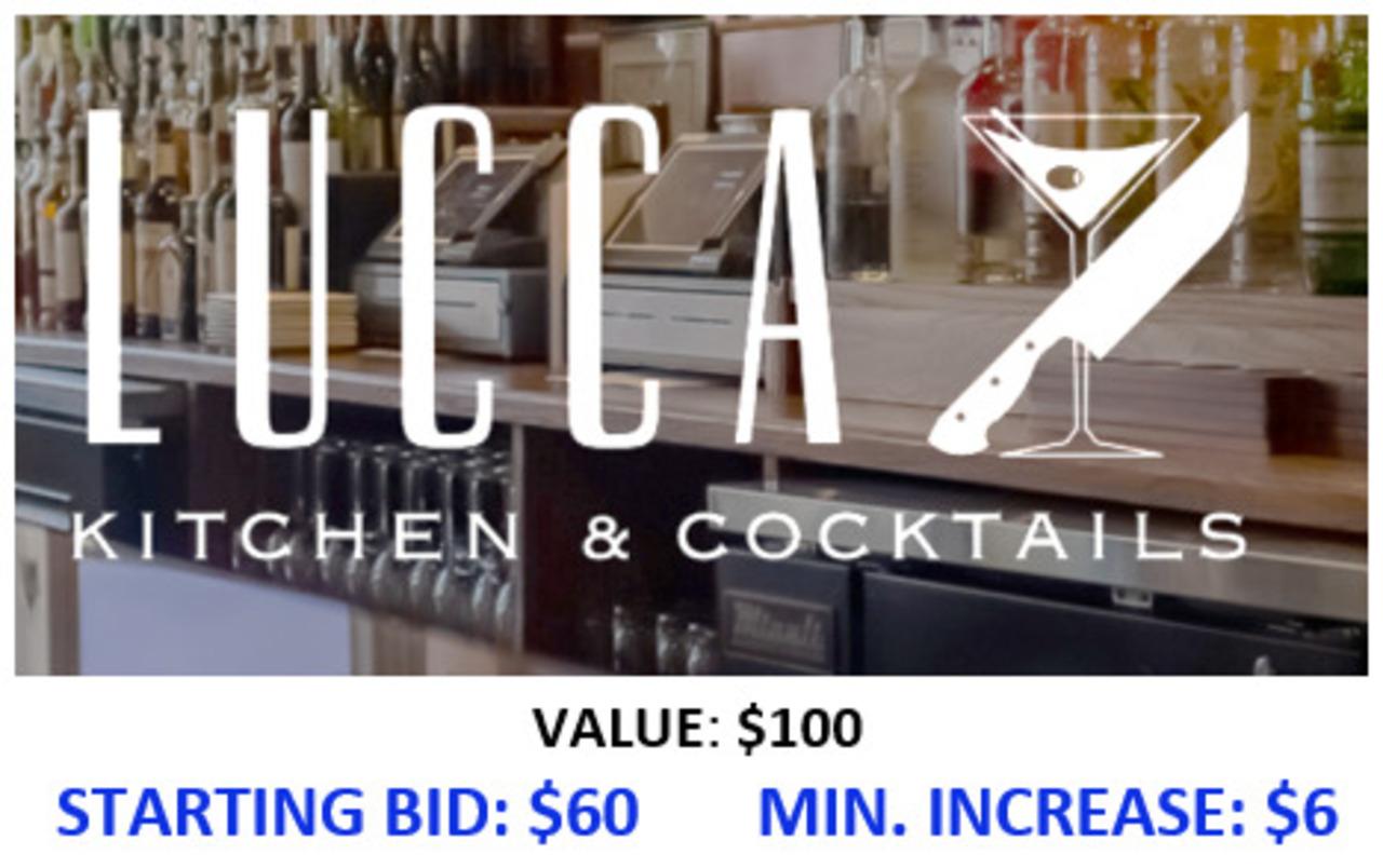 Lucca Kitchen & Cocktails