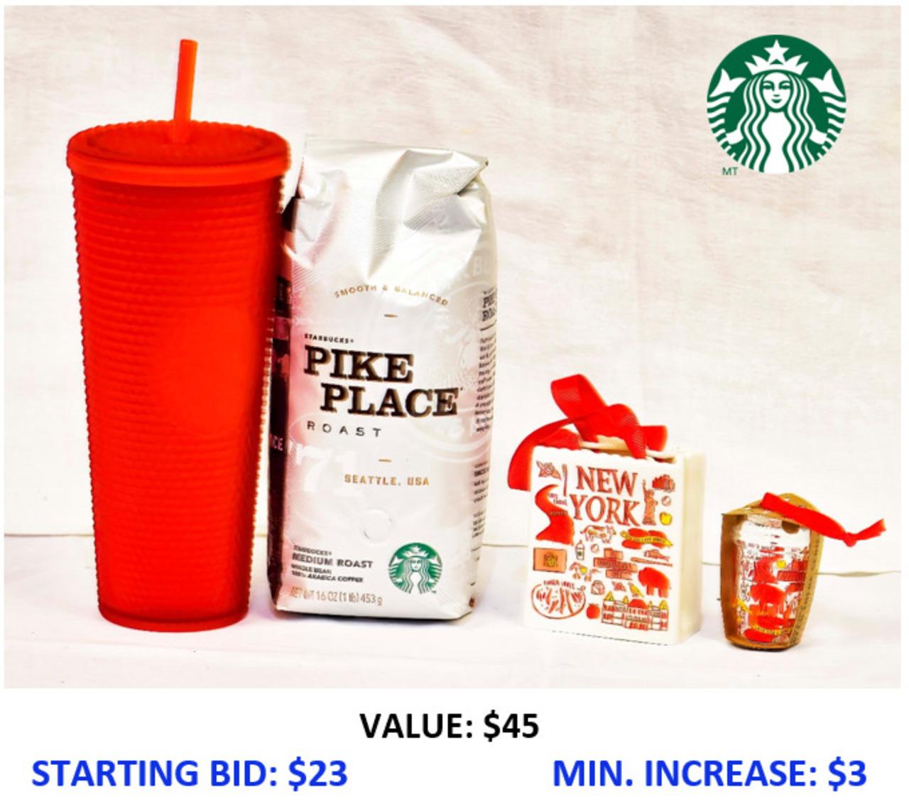 Starbucks Gift Bag