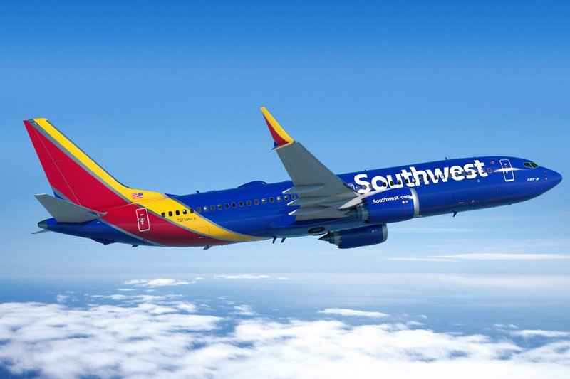 34. Southwest Airlines Tickets