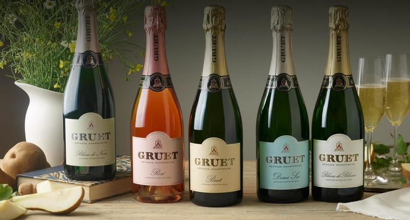 Private Party Gruet Wine Tasting