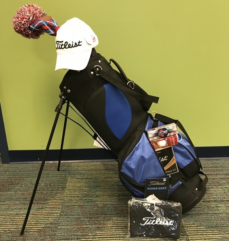 Golf Galore - Lots of Golf Swag!
