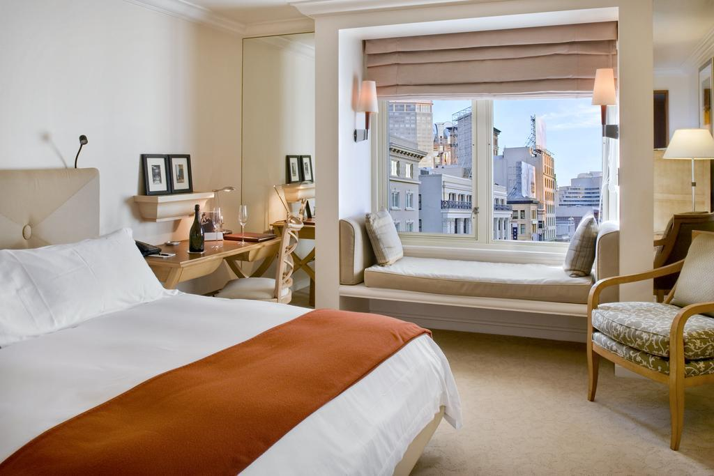 Taj Campton Place San Francisco - One-Night Stay in a Deluxe Room including Breakfast for 2