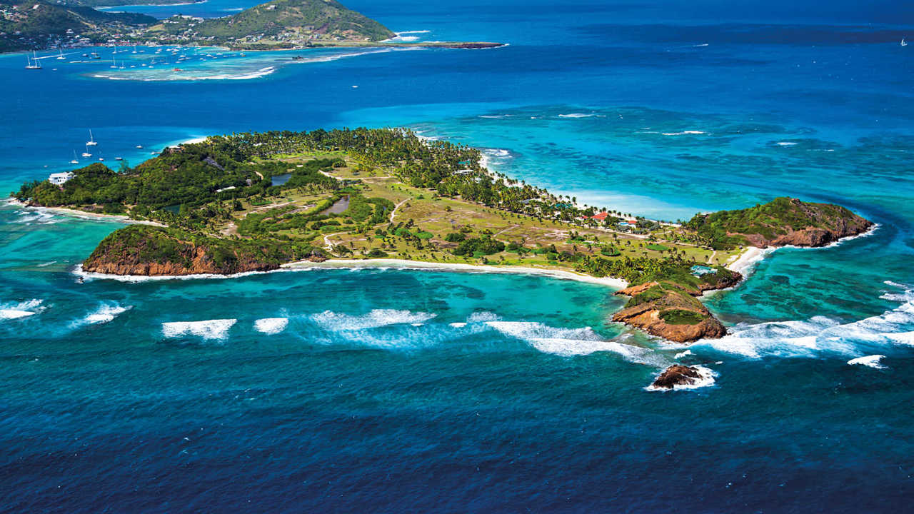 7-10 Nights at Palm Island Resort & Spa in The Grenadines
