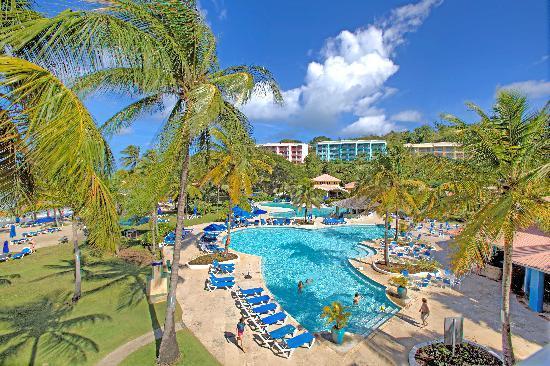 7-10 Nights at St. James's Club Morgan Bay in Saint Lucia