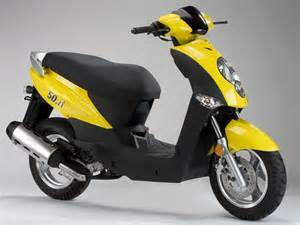 2005 Italjet Scooter 50cc