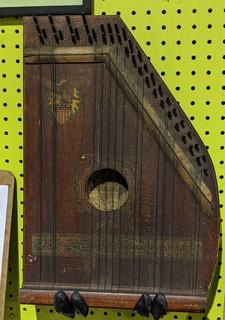 Oscar Schmidt Chickering Harp