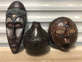 3 Pc. Tribal Set