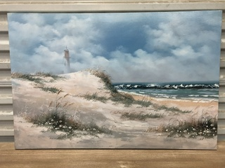 Armstrong Seascape Oil Painting