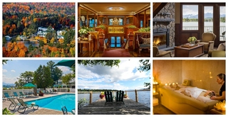 03 **Live Auction** LUXURY LAKE PLACID GETAWAY