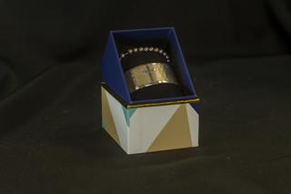 251 - Rustic Cuff Bracelet