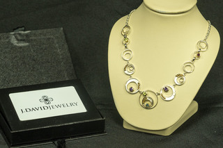 263 - Necklace & $500.00 Gift Certificate - J. David Jewelry