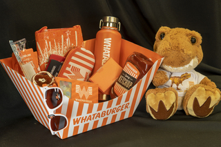 374 - Whataburger-for-a-Year Gift Basket