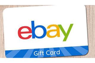 518 - $100 eBay Gift Card