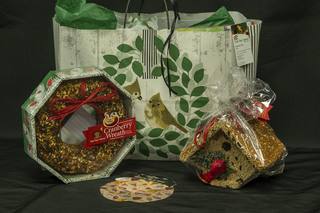 536 - Wild Birds Unlimited Gift Basket