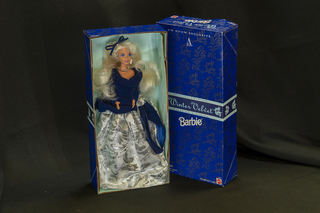 630 -Barbie Winter Velvet - Avon Exclusive