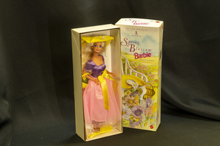 657 - Spring Blossom Barbie - Avon Exclusive