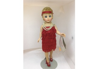 730 - Flapper, Madame Alexander Collector Doll