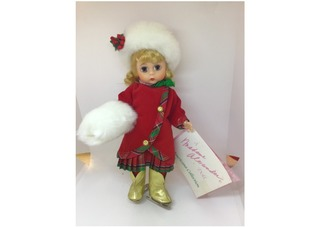 740 - Ice Skater, Madame Alexander Collector Doll