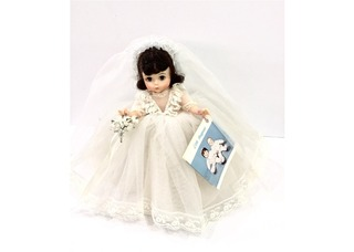 750 - Bride, Madame Alexander Collector Doll
