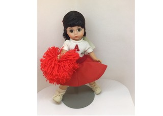 770 - Cheerleader, Madame Alexander Collector Doll