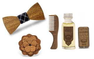 806 - Two Guys Bow Ties Gift Set