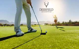 GOLF LIKE A PRO AT DEERFIELD