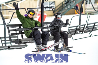 HIT THE SLOPES AT SWAIN RESORT