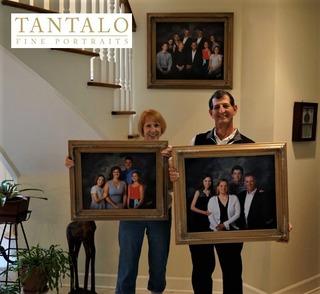 TANTALO FINE PORTRAITS