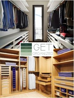 06 ** Live Auction** CUSTOM CLOSET BY GET ORGANIZED