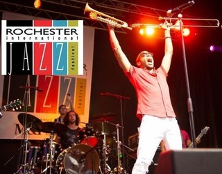ROCHESTER INTERNATIONAL JAZZ FEST - Good Through 2022