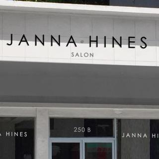 Janna Hines Salon Gift Certificate