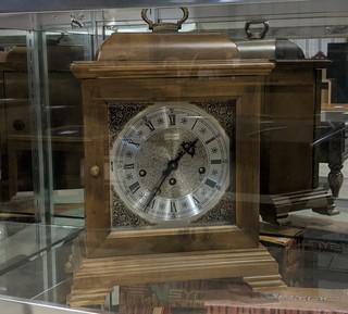 Hamilton Desk/Mantle Clock