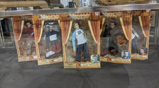N'Sync Collectible Dolls