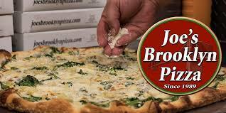 7 JOE'S BROOKLYN PIZZA