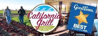 California Grill $100 Gift Certificate #4