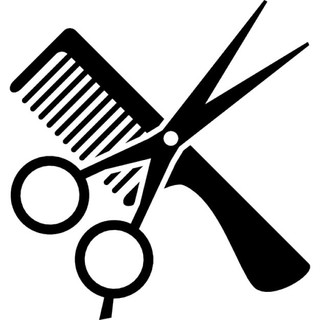 His & Hers Haircuts