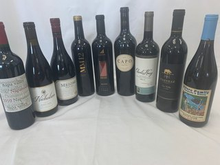 Trustee Wine Package - FULL CASE
